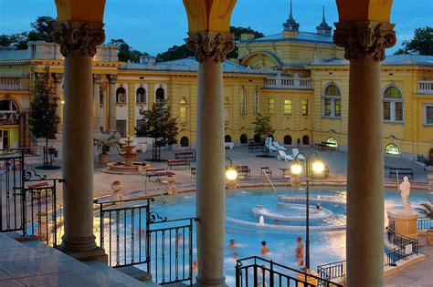 Széchenyi Thermal Bath - Services [Official website]