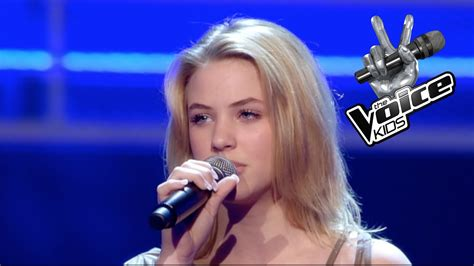 Fabiënne - The A Team (The Voice Kids 2012: The Blind