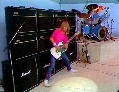 STATUS QUO ONLINE GIGOGRAPHY - Live Aid Concert 1985