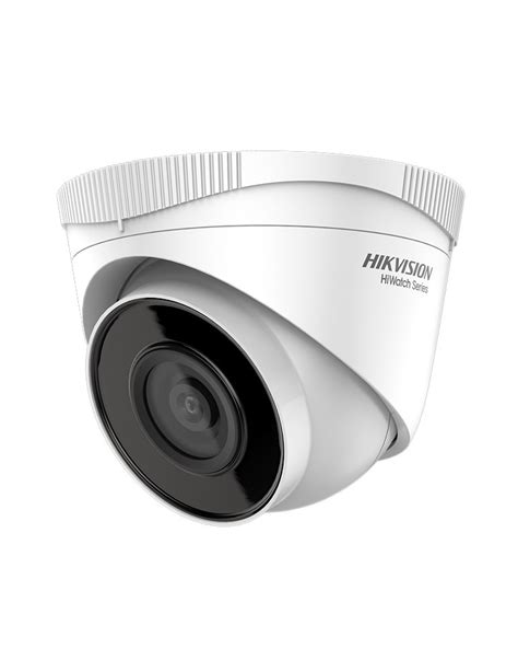 HIKVISION Turret Compact IP Camera Hiwatch HWI-T240H 4MP