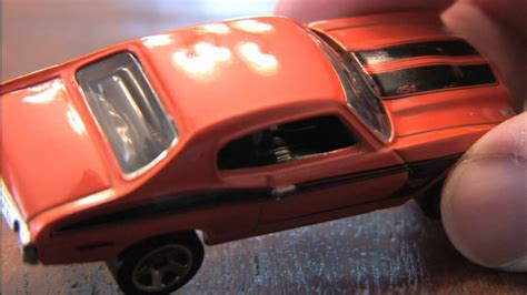 1970 CHEVELLE SS Hot Wheels review by CGR Garage - YouTube