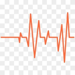 Heart Rate Pulse Live Line Wave 459225 - Black And White