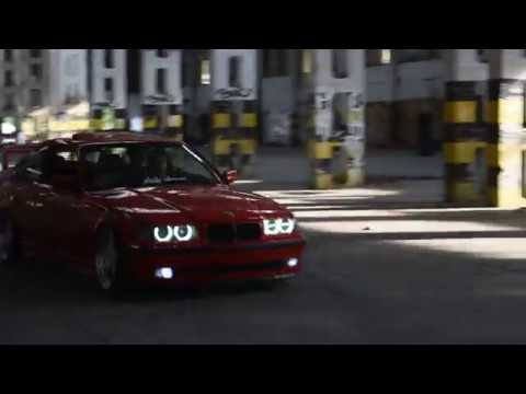 Bmw 316i e36 top speed 200kmh/120mph - YouTube