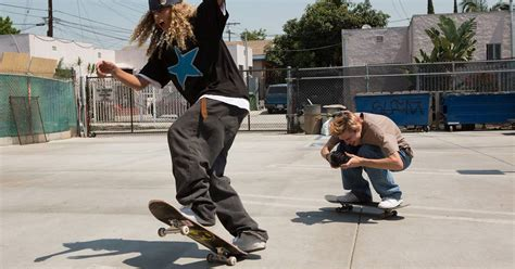 These new skateboarding movies challenge gender