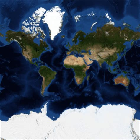Satellite Tiles for the Earth: New in Wolfram Language 11