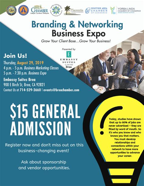 Chamber Business Alliance Business Expo - Brea Chamber