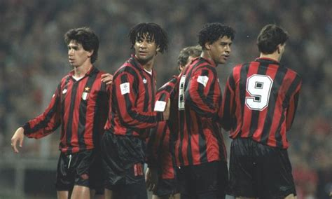 The Milan team with a BETTER record than Arsenal's