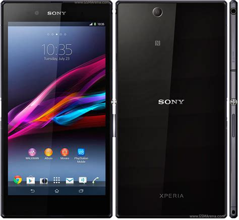 Sony Xperia Z Ultra pictures, official photos