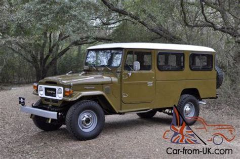 1980 Toyota Land Cruiser Troopy