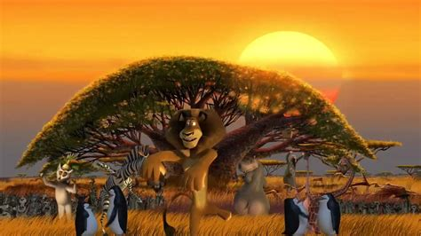 [HD] Official Madagascar: Escape 2 Africa music video