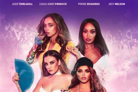 Little Mix Glory Days documentary coming in November