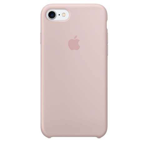 Etui Apple iPhone 7 Silicone Case - Pink Sand - kup online
