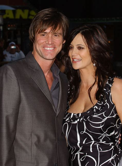 Catherine Bell, Jim Carrey - Catherine Bell and Jim Carrey
