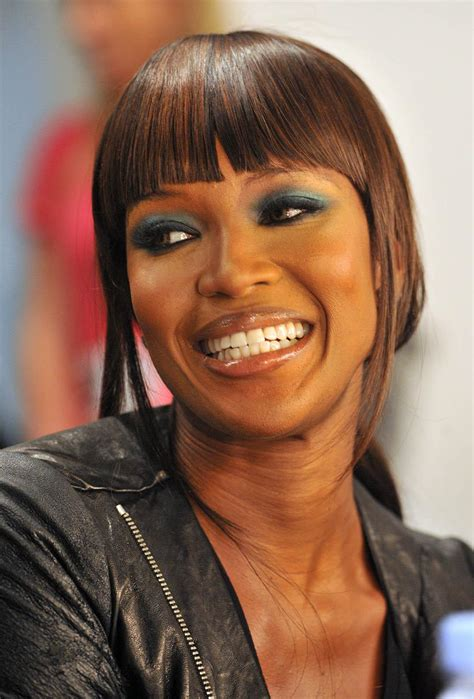 Famous People Ever: Naomi Campbell