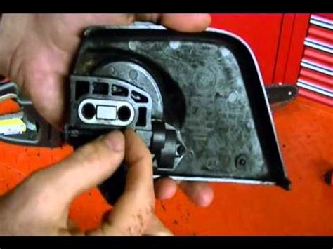 Small Engine Repair: How to Replace a Chainsaw Chain