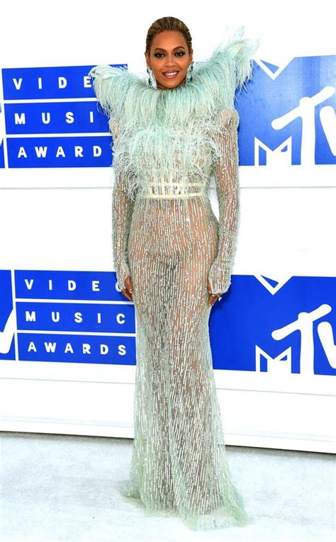 Beyonce from MTV Video Music Awards 2016 Red Carpet