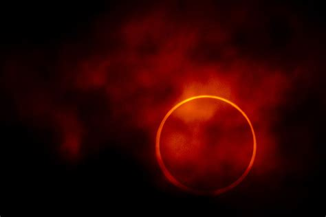 Annular solar eclipse with Nikon D7000 and Nikkor 300mm f