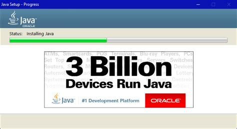 Java Download and Installation Instructions