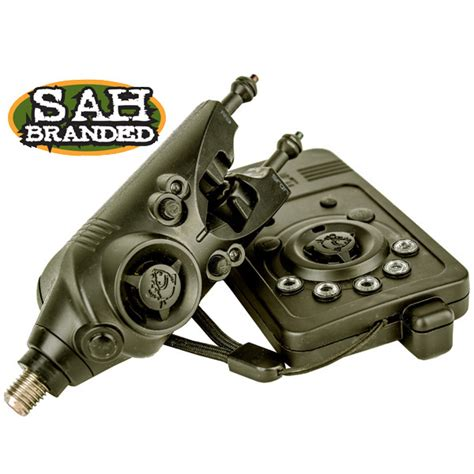 Special Offer - Set of 3 Nash Siren R3 Bite Alarms and