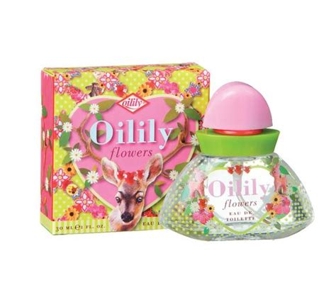 Oilily Flowers (2008) {New Perfume} - The Scented