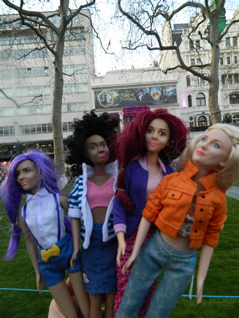What the 'Little Mix' Dolls did!