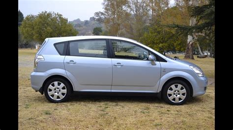 2564 Toyota Verso 160 Year 2005 For Sale - YouTube