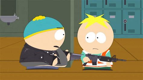 WATCH: School shootings just got the South Park treatment