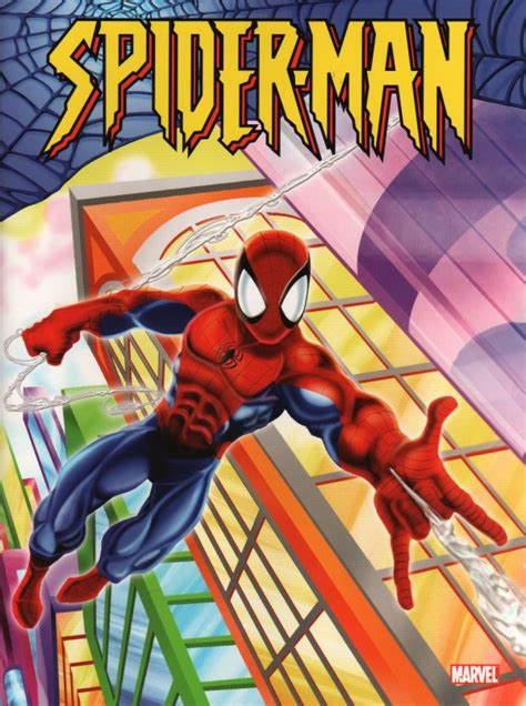 Spider-Man Color/Activity (Meredith) [in Comics > Books