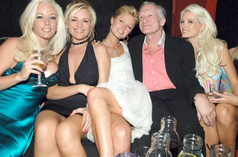 Playboy Hugh Hefner's many lovers: From wife Mildred to