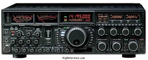Yaesu FTdx-9000MP Specifications | RigReference