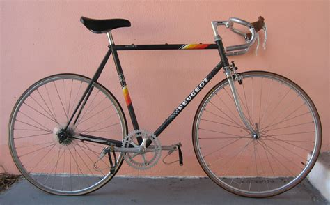 late 1980's Peugeot fixed gear conversion | Chicago Stolen