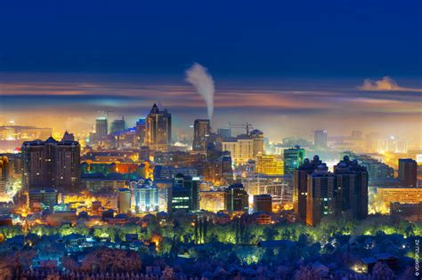 Almaty – a City Close to the Sky · Kazakhstan travel and