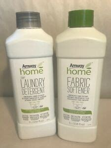 Amway Home SA8 Liquid Concentrated Laundry Detergent 1L