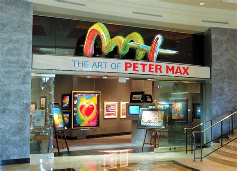 How collectible is Peter Max? Thinking about a purchase
