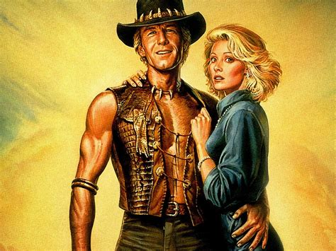 2 Crocodile Dundee HD Wallpapers | Background Images