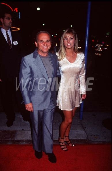 Joe Pesci and Leigh Ann Wallace during Eight Heads in a
