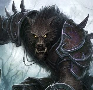 Worgen (playable) - Wowpedia - Your wiki guide to the