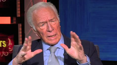 An Interview with Christopher Plummer - YouTube