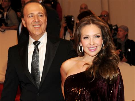 Singer Talia and Tommy Mottola welcome a son - CBS News