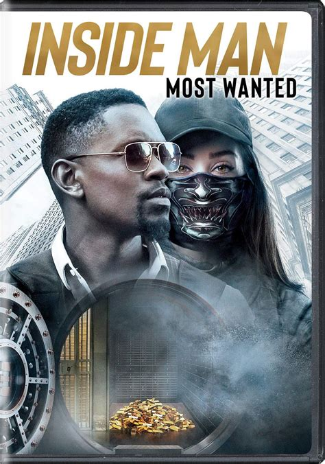 Inside Man: Most Wanted DVD Release Date September 24, 2019