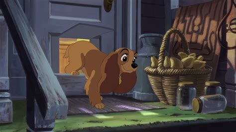 Lady and the Tramp II: Scamp's Adventure screenshots