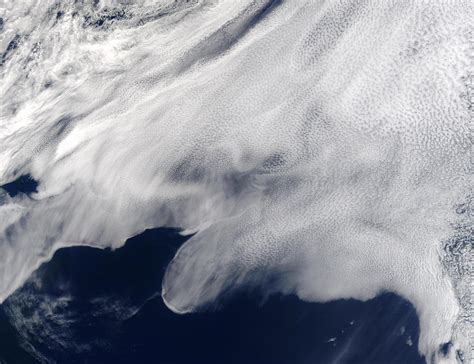 NASA Visible Earth: Stratocumulus cloud in South Pacific Ocean