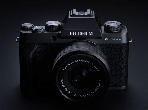 Fujifilm XT200 review - preview -   Cameralabs