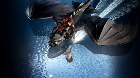 Wallpaper How to Train Your Dragon: The Hidden World, How
