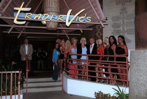 Trader Vic's in Beverly Hills Closes After 62 Years Los