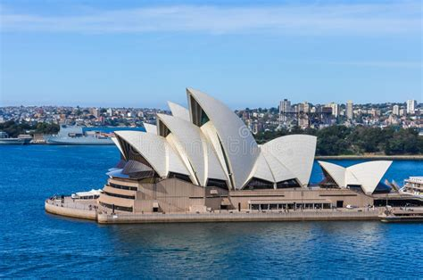 View Of The Opera House In Sydney, Australia Editorial