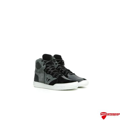 Dainese ATIPICA AIR SHOES, BLACK/ANTHRACITE