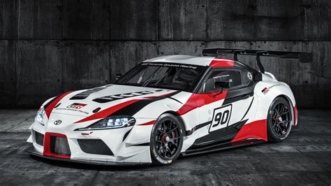 Toyota 'GR Supra Racing Concept' World Premiere, Coming