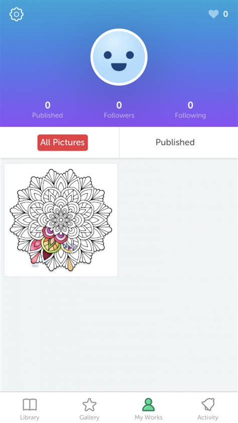Recolor - Coloring book app for adults - Coloring Pages