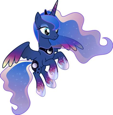 My Little Pony Princess Luna Character Name - My Little